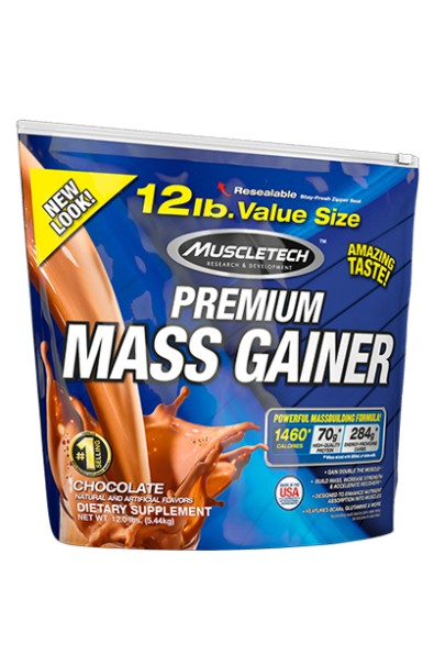 Muscletech 100% Mass Gainer