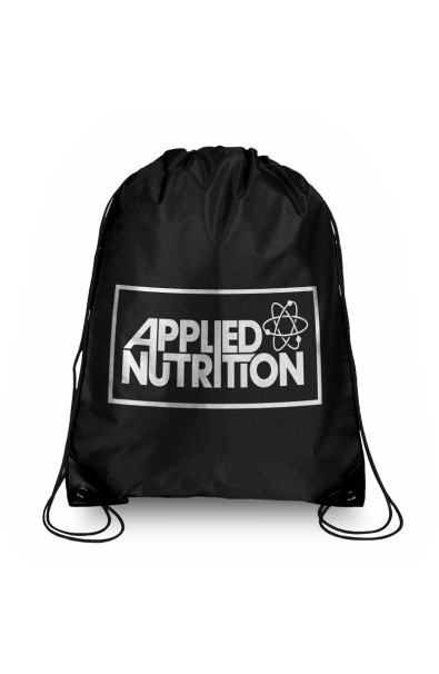 Applied Drawstring Bag